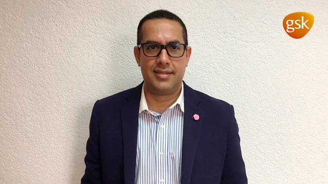 Javier Nieto, gerente global de asuntos m�dicos GSK.