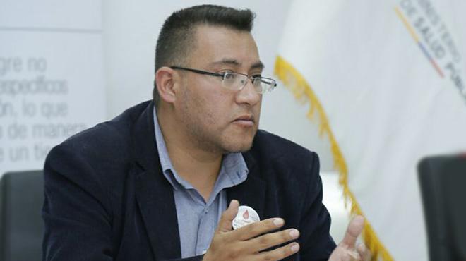 Xavier Córdova, presidente Fundhec.