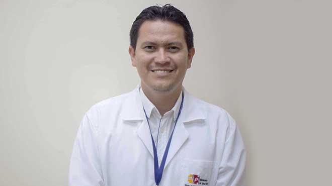 Javier Requena, director asistencial HAGP.
