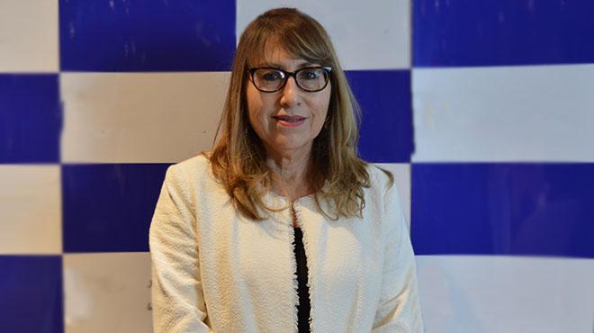 Jeannete Zurita, investigadora de la PUCE.