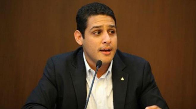 José Manuel Olivares, diputado opositor.