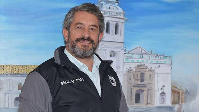 Jos� Ruales, secretario de Salud del Municipio de Quito.