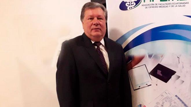 Leonardo Bravo, director ejecutivo de AFEME.