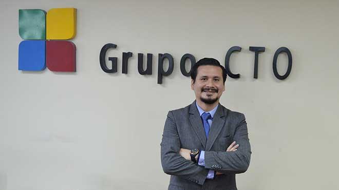Luis Cruz, director nacional de Grupo CTO.