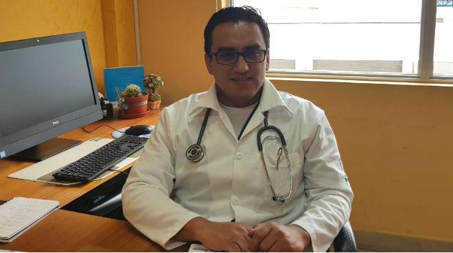 Manuel Granja, hemat�logo.