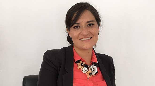 Mar�a Jos� Mendieta, directora de Promoci�n de la Salud.