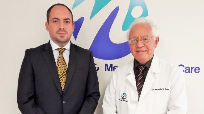 Alejandro Cruz y Marcelo Cruz, directivos de Neurologic.