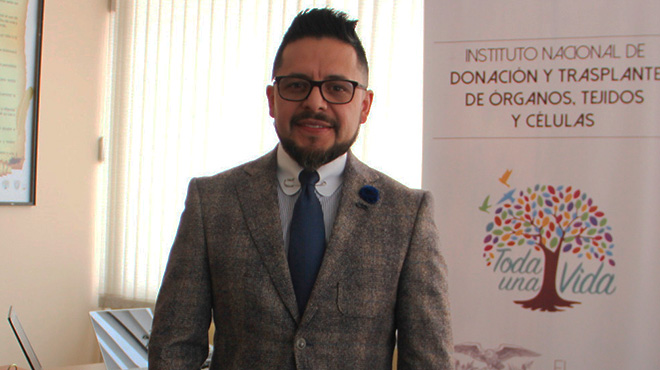Mauricio Heredia, director ejecutivo del INDOT.
