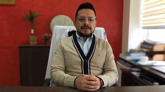 Mauricio Heredia, gerente HCAM.