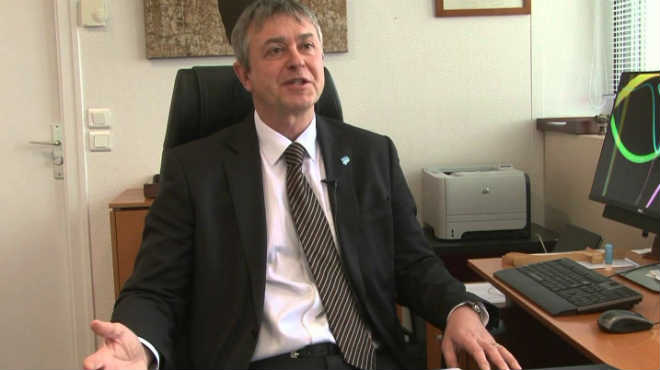 Christopher Wild, director de la Agencia Agencia Internacional para la Investigaci�n del C�ncer (IARC)