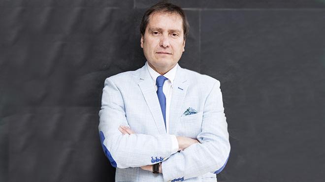 Michele Ugazzi, cirujano pediatra.