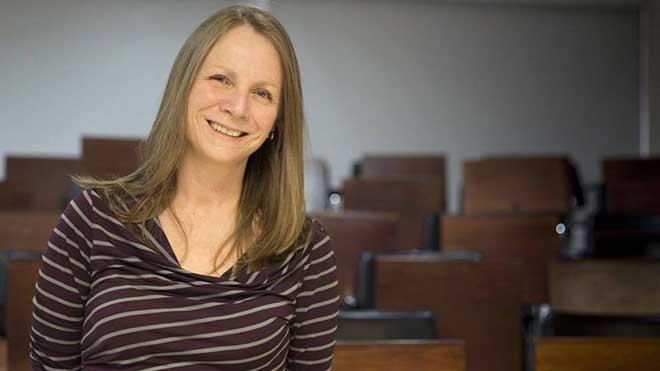 Michelle Grunauer, instructora de Medicina Paliativa Pedi�trica.