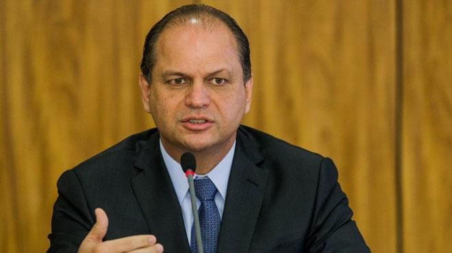 Ricardo Barros, ministro de Salud de Brasil.