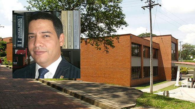 Alfonso Rodr�guez, de la asociaci�n colombiana de Infectolog�a.