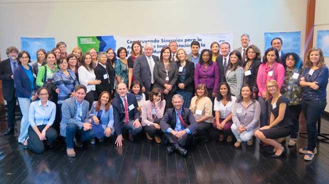 Reunión de expertos en Lima.