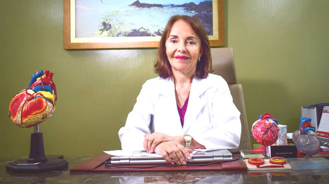 Patricia Delgado, directora IECOR.