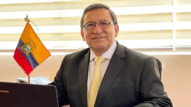 Patricio Ortiz, director ejecutivo del INDOT.