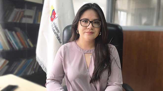 Paula Herrera, directora Distrital 17D03.