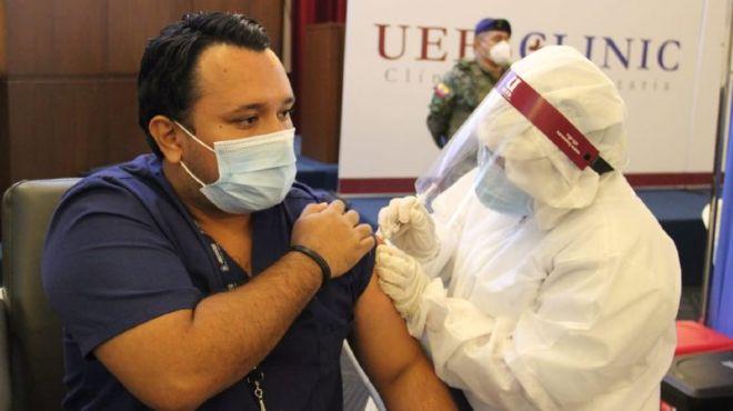 El 8 de febrero se dar� inicio a la aplicaci�n de la segunda dosis a 1.962 personas.