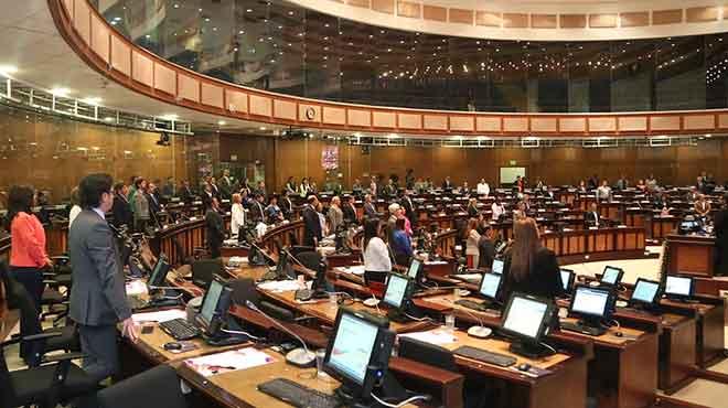 Este 13 de junio se desarrollar� una nueva sesi�n del Pleno de la Asamblea.