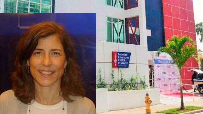 Rebecca Siegel de la Sociedad Americana de C�ncer