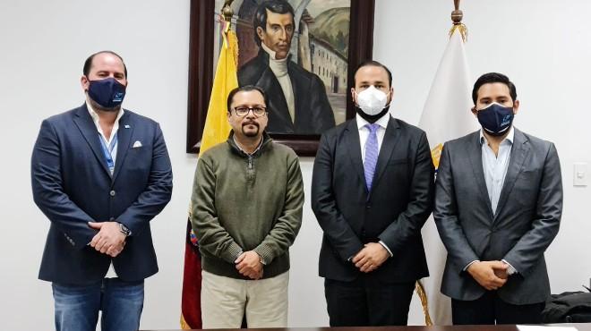 Carlos Barquet, Mauro Falcon�, Carlos Salvador, Luis Chonillo