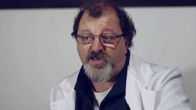Ricardo Germano, director m�dico de GE Latinoam�rica.