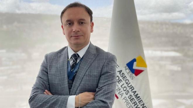 Roberto Ponce, director ejecutivo de la ACESS.