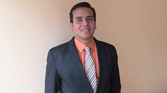 Ronald Cede�o, subsecretario de Vigilancia de la Salud subrogante.
