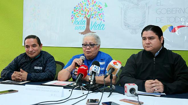 Gonzalo Jaramillo, Gina Watson y Julio L�pez