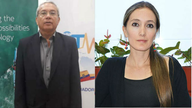 Fernando Sacoro, SESP y María Fernanda Soliz, Red de Epidemiología y Salud Colectiva.