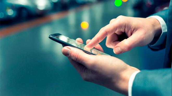 La exposici�n est� relacionada con el uso de tel�fonos m�viles.