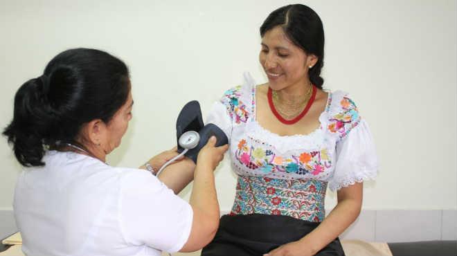 Centro de Salud Otavalo