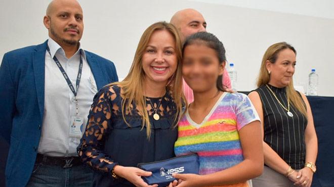 Mar�a Carmen Durpan, directora m�dica del Hospital Los Ceibos.