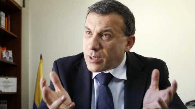 Roy Barreras, senador de Colombia