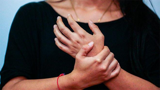 La enfermedad ataca los nervios de las extremidades perif�ricas.