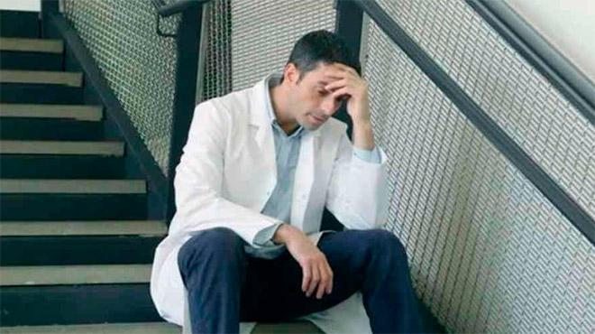 11 por ciento afirfma haber tenido ideas suicidas.