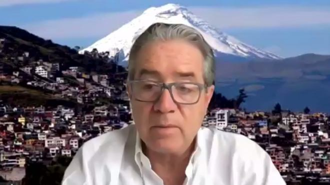 Juan Carlos Zevallos, ministro de salud.