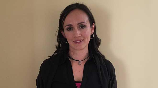 Verónica Vargas, especialista en Promoción de la Nutrición, MSP.