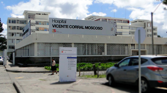Hospital Vicente Corral Moscoso