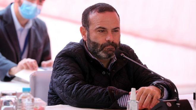 Jorge Wated, presidente del Consejo Directivo del IESS.