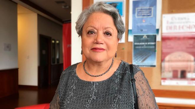 Wilma Freire, experta en nutrici�n.