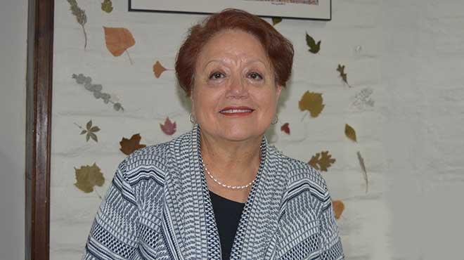 Wilma Freire, investigadora USFQ.