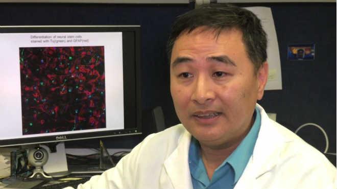 Xu Huaxi, neur�logo del Instituto de Descubrimiento M�dico Sanford