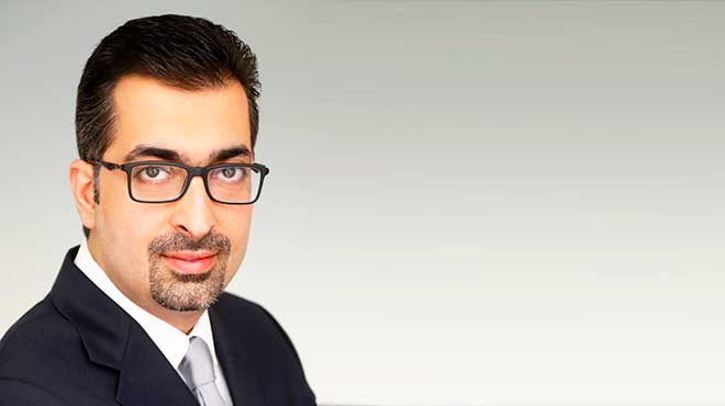 Yasser Alsharqui, director de Cuidado de Pacientes de PIM