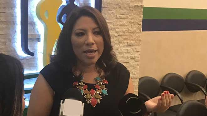 Yullet Erazo, directora provincial del Guayas.